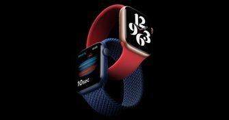 De Apple Watch Series 6 Amazon Prime Day