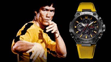 horloge, MRG-G2000BL-9A, casio g-shock, mr-g, bruce lee
