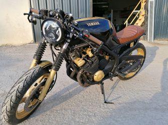 Betaalbare custom bikes Japanners
