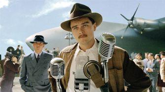 the aviator, leonardo dicaprio, looks, filmlooks