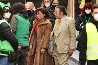 familie, gucci, cast, house of gucci, adam driver, lady gaga, al pacino