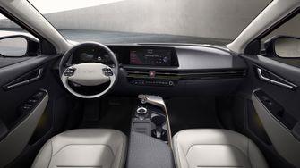 Kia EV6, elektrische auto