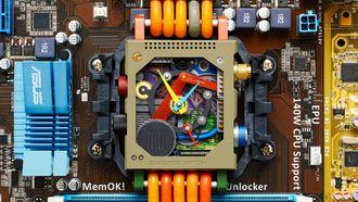 garbage watch, horloge, e waste, elektronisch afval, tech