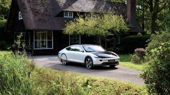 Duurste elektrische auto van Nederland, Lightyear One