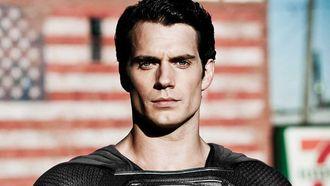 superman, zwart pak, henry cavill, justice league the snyder cut