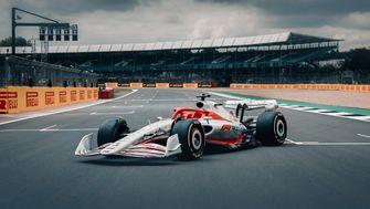 Formule 1 auto 2022 Max Verstappen