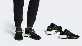 adidas p.o.d. system sneakers