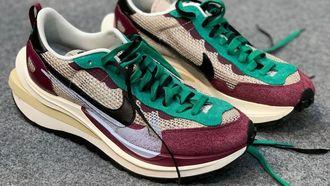 sacai, nike vaporwaffle, sneakers, nieuwe releases, week 48