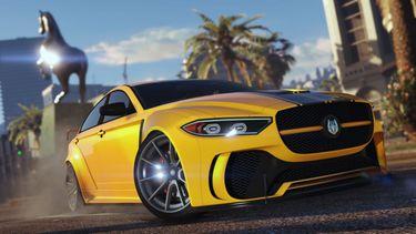 GTA 6 Rockstar Vice City