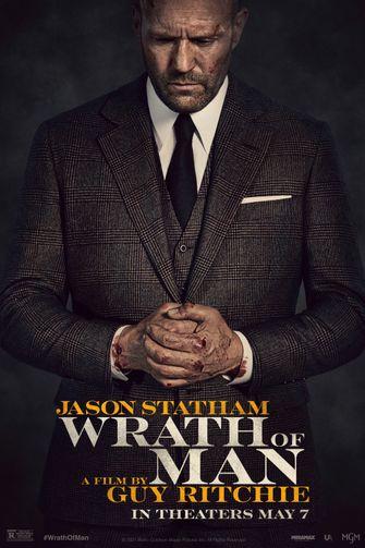 Guy Ritchie Jason Statham misdaadfilm Wrath of Man