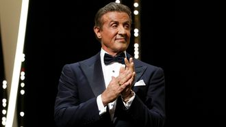 interview, sylvester stallone
