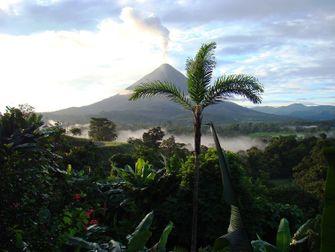 Arenal Volcano National Park, nationale parken, costa rica