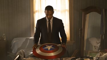 The Falcon and The Winter Soldier Disney+ record Captain America