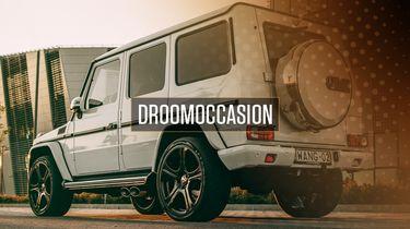 tweedehands, Mercedes-Benz G500, occasion, g-klasse, scherpe prijs