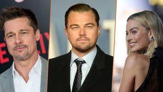 Once Upon a Time in Hollywood van Quentin Tarantino met Leonardo DiCaprio Brad Pitt Margot Robbie, Tom Cruise en Al Pacino