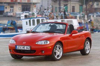 Mazda, MX-5, Miata, NB, Cabrio, Cabrio's, 5.000, euro