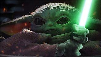 Baby Yoda Lucasfilm Disney The Mandalorian