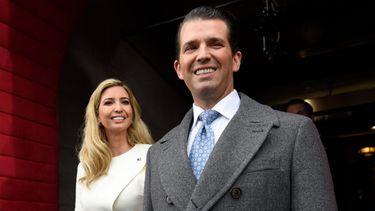 trump, familie, dynastie, amerikaanse politiek, ivanka, donald trump jr