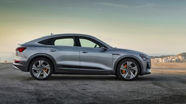Actieradius, audi e-tron, beste elektrische auto's, 2021, prijsklasse