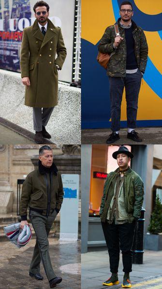 Deze 6 looks maken jou de koning van de straat