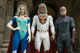 Jupiter's Legacy: Netflix onthult eigen Avengers in beelden nieuwe serie
