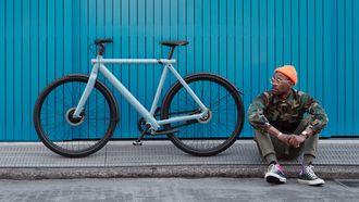 elektrische fiets, e-bike, vanmoof s3, nieuwe