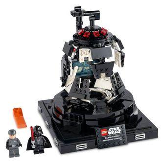 Darth Vader Meditation Chamber, meditatiekamer, star wars, lego, set