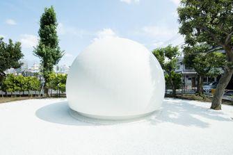 meest hygiënische toilet, japan, kazoo sato, the tokyo toilet project, architectuur