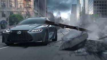 Lexus schakelt Marvel's Eternals en Endgame-regisseurs in voor reclame