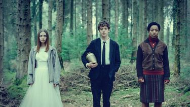 Netflix The End of The F***king World