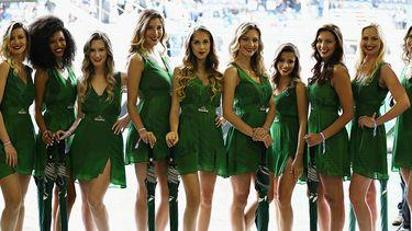 De Grid Girls verdwijnen uit de Formule 1