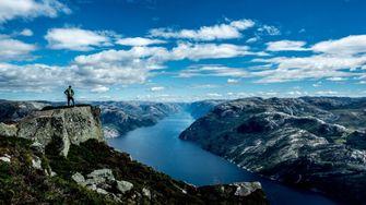 wildkamperen europa, landen, noorwegen