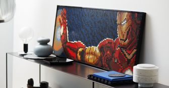 Lego Art series Marvel Iron Man