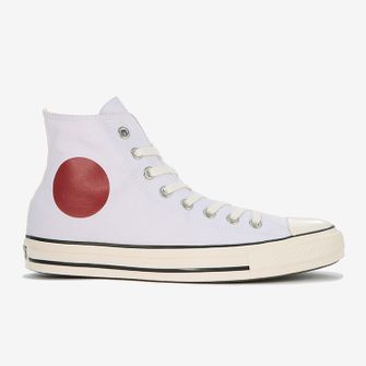Converse Japan, Japanse vlag, All Star Hinomaru Hi, sneakers