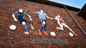 street-art, kamp seedorf, ar, augmented reality, ajax, ziggo