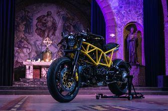 drie brute custom bikes
