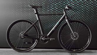 mercedes-benz EQ Formula E Team eBike, elektrische fiets