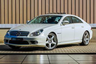 Tweedehands Mercedes-Benz CLS 55 AMG occasion