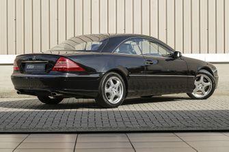 Tweedehands Mercedes-Benz CL 500 2005 occasion