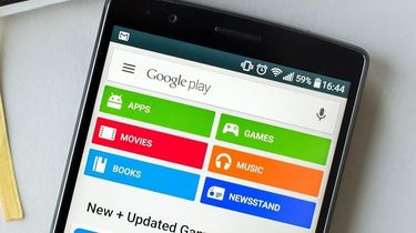 Google Play Store Avast adware
