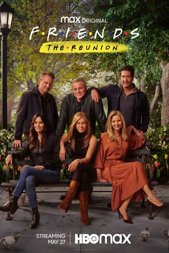 Friends the reunion HBO Max