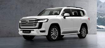 Toyota Land Cruiser,