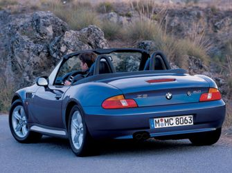 BMW, Z3, Cabrio, Cabrio's, 5.000, euro