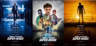 Netflix superhelden film Marvel How I BECAME A SUPER HERO
