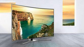 Samsung UHD televisie deals