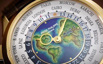 Patek Philippe World Time, 5231J, conor mcgregor, nieuw horloge, geen rolex