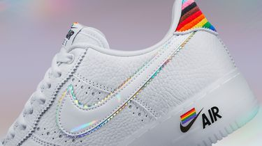 nike air force 1 betrue, pride, sneakers, month, maand, 2020