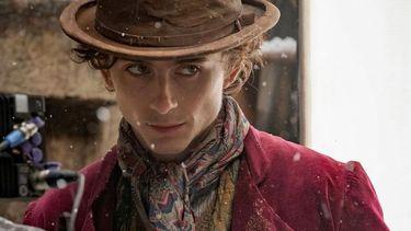 Timothée Chalamet is Willy Wonka in eerste beelden nieuwe film