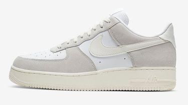 nike sneakers, air force 1 lv8, suède, week 19