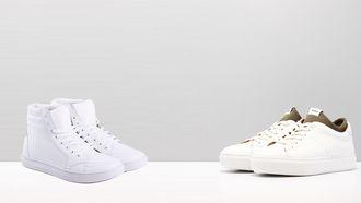6x (vrijwel) onbekende witte sneakers die je zomer gaan redden!